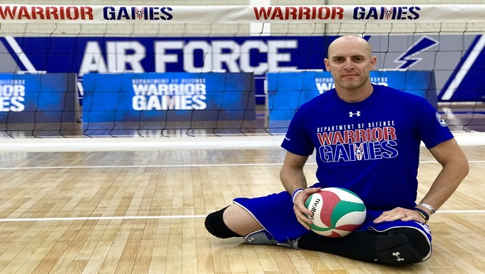 Warrior Games Profile: Bill Lickman