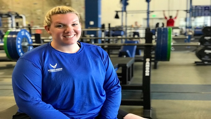 Warrior Games Profile: Janelle Lykon