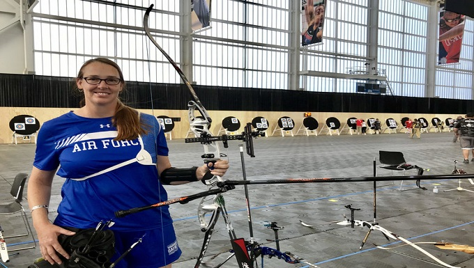Warrior Games Profile: Melissa McAvoy