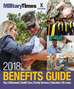2018 Military Benefits Guide